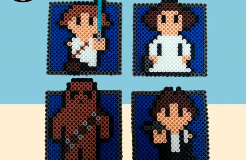 Asientavasos Star Wars
